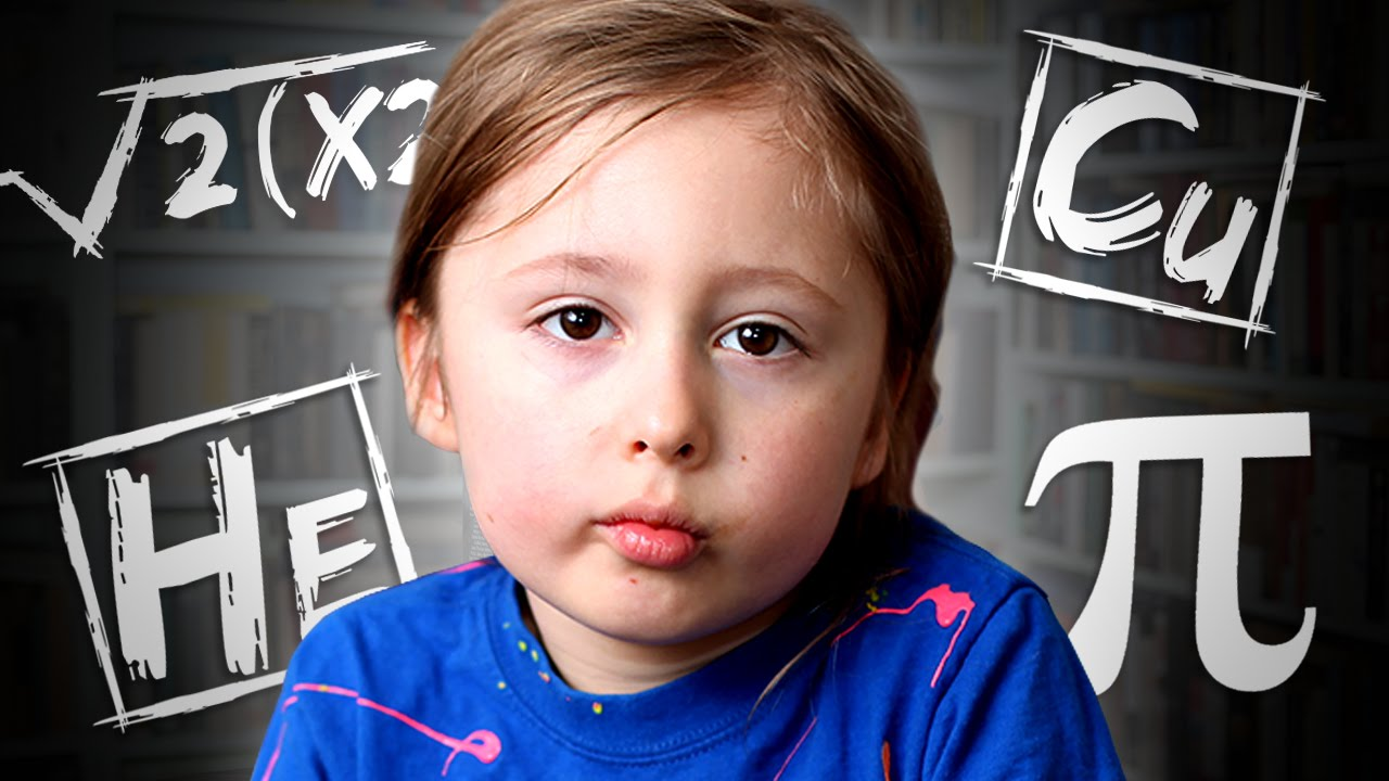 """Telepathic"" Genius Child Tested By Scientist"