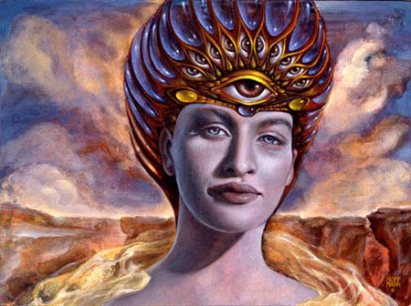 The Pineal Gland: Crystal Transducer (with Scientific Basis)