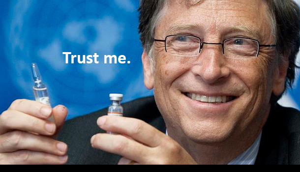 "Bill Gates Admits ""Vaccines Are Best Way To Depopulate"" [VIDEO]"
