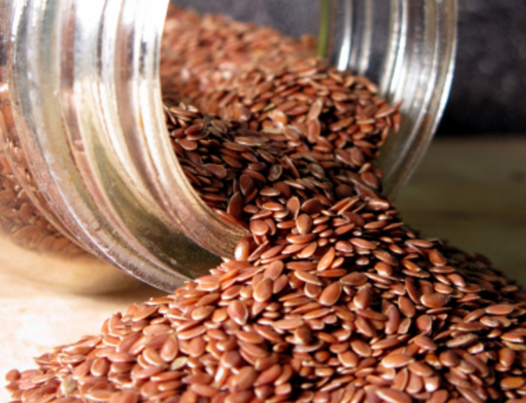 how to eat flax seeds for constipation