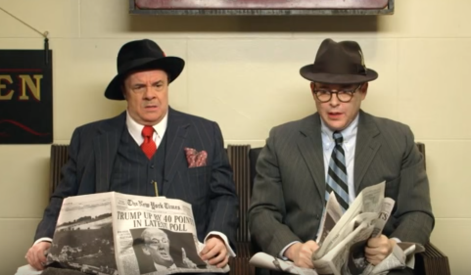 """Trumped"" Starring Matthew Broderick & Nathan Lane [VIDEO]"