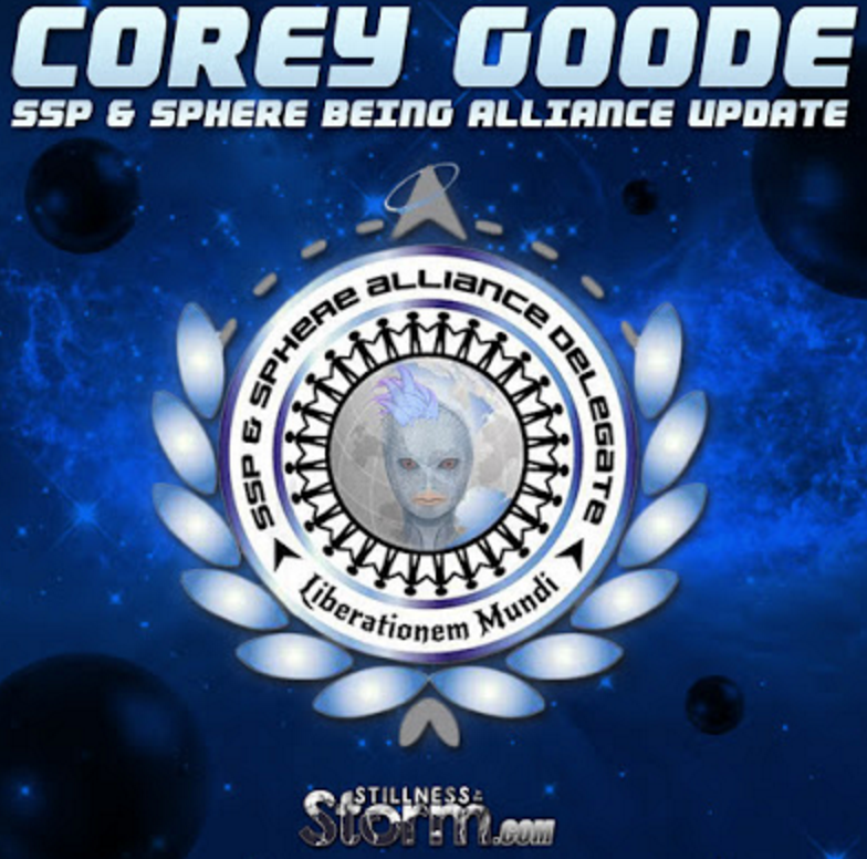 Stillness In The Storm/ Corey Goode: Intel, Cabal and Our Co-Creative Group Consciousness