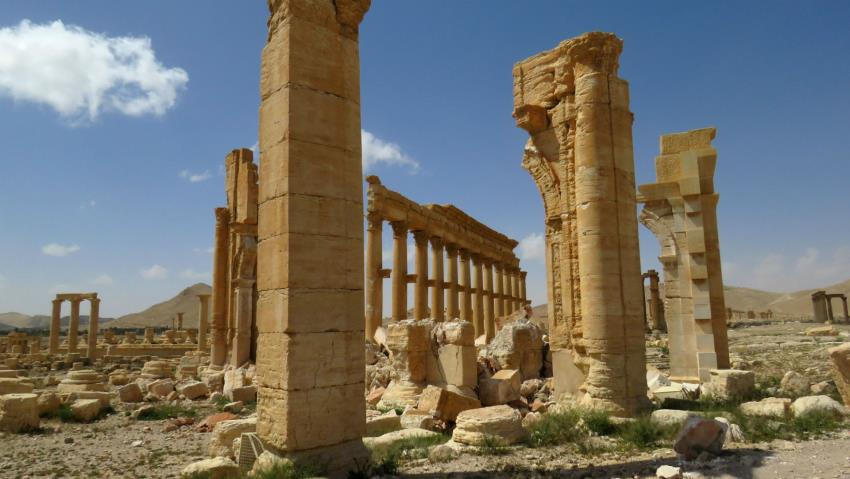 Ancient Syrian treasures worth $26m shipped to US