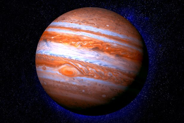 how to find jupiter in the sky