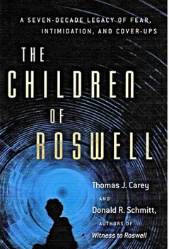 Tom Carey – The Children of Roswell [AUDIO]
