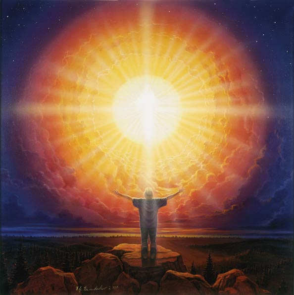 You are all beautiful beings of intense Light!