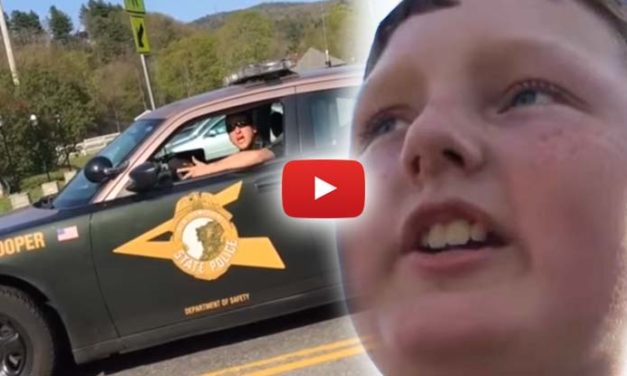 Watch an 11-Year-Old Boy Shut Down a Speed Trap and Flex His Rights Like a Pro!