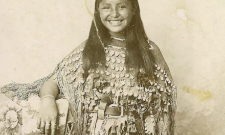 36 Stunning Portraits Of Native American Teenage Girls From The 1800 to 1900′s