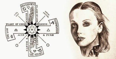 The Woman Behind Hitler's Flying Saucers | Maria Orsic [Orschitsch], the Vril Society and Aldebaran