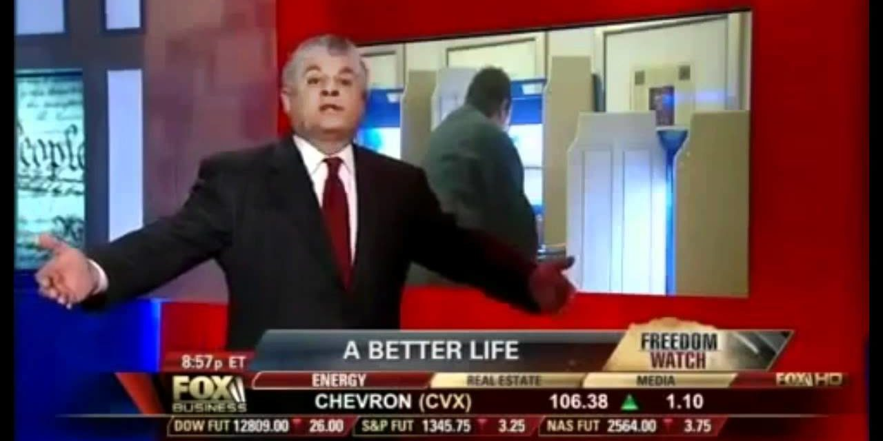 Judge Napolitano's Final Word on the Last Episode of Freedom Watch