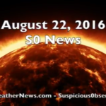 Incredible Tornado Video, New Sunspots | S0 News Aug.22.2016 [VIDEO]