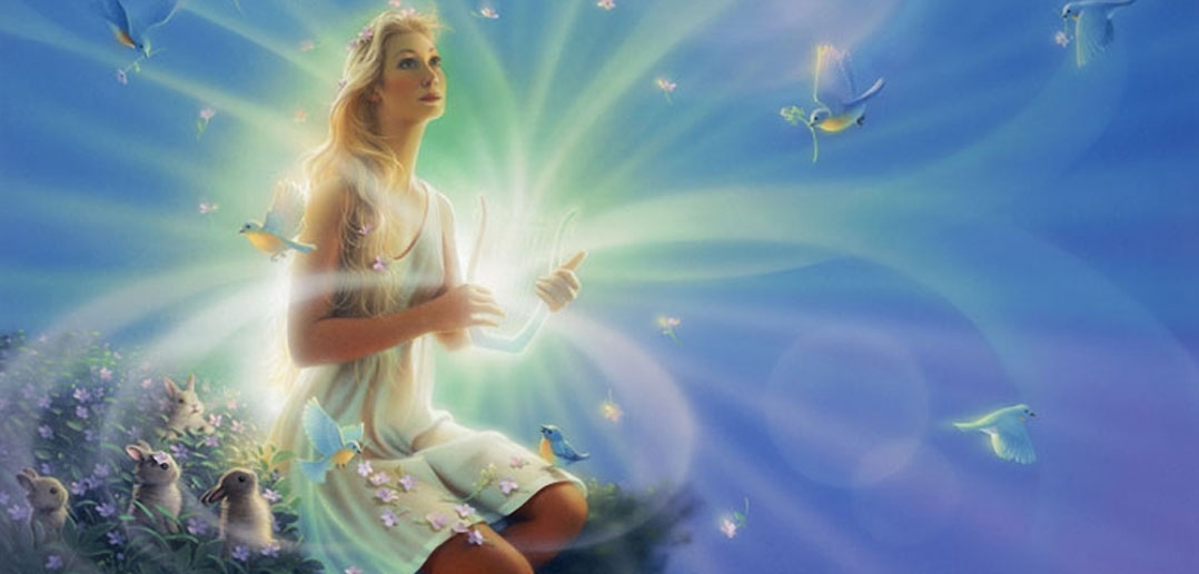 Gaia Portal – Cantations of Light are heard