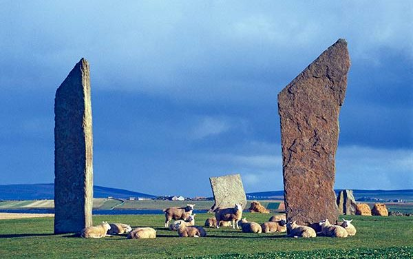 Sacred Sites –  Stones of Stenness, Orkney Island
