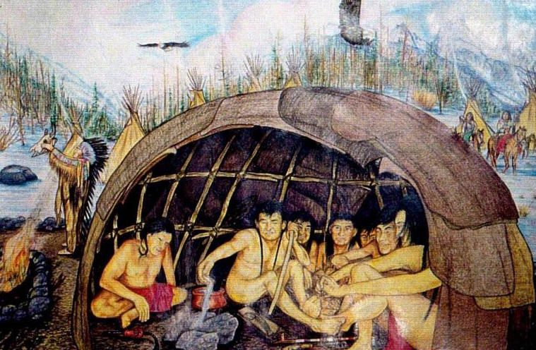 PITCH BLACK & SWELTERING HEAT: HOW A SWEAT LODGE HEALS & WHY THEY ARE GAINING POPULARITY