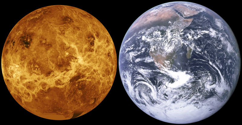 There's Growing Evidence That Venus Was Once Habitable