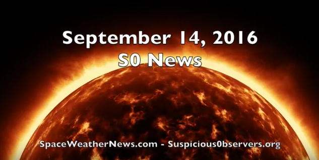 Volcanos, Quakes, Typhoon MagStorm Watch | S0 News Sep.14.2016 [VIDEO]