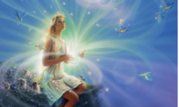 Gaia Portal: Sacramental flowerings Illuminate the masses