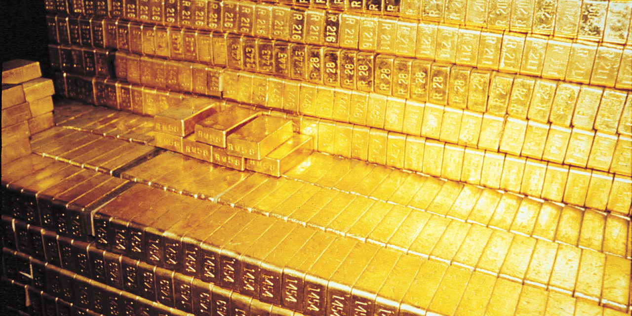 The World's Biggest Gold Investors are on a Buying Spree  [VIDEO]