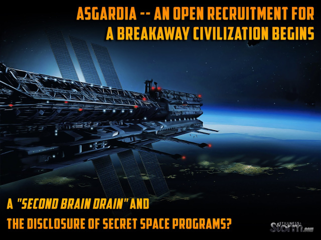 """Asgardia — an Open Recruitment for a Breakaway Civilization Begins 