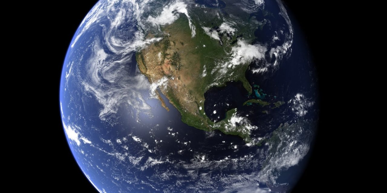 """Due to Human Impact, the Earth is Now Considered a """"Hybrid Planet"""""""