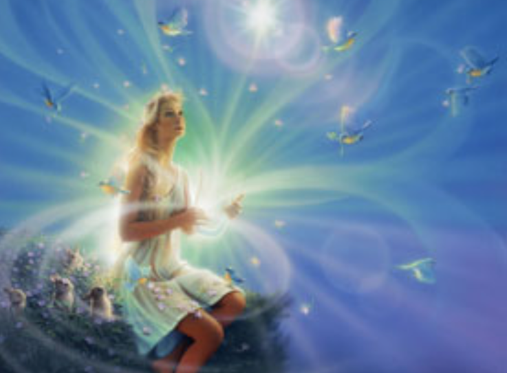 Gaia Portal: Arms are now upstretched to the Light