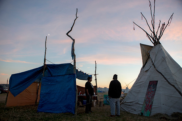How to Support Standing Rock and Confront What It Means to Live on Stolen Land