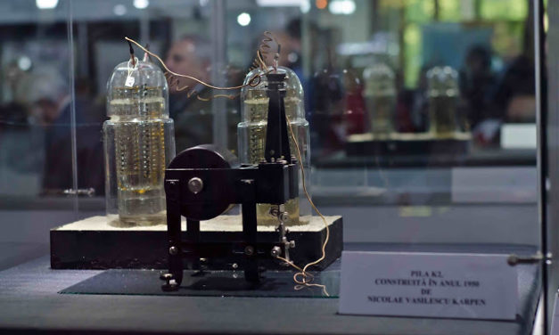 A Battery That Produces Energy Continuously Since 1950 Exists in a Romanian Museum — Karpen's Pile