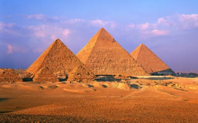 The Secret Code Of The Giza Pyramids Hebrew language And The Logos [VIDEO]