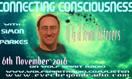 11/6/2016 Simon_Parkes Q&A I – Connecting Consciousness [VIDEO]