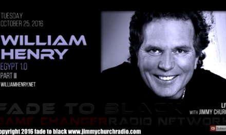 Ep. 545 FADE to BLACK Jimmy Church w/ William Henry