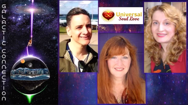 Universal Soul Love Interviews Alexandra – November 29, 2016