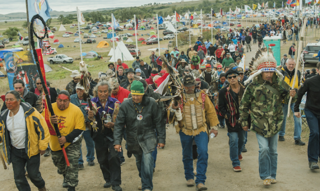 Someone Offered $2.5 Million to Bail Out Everyone Arrested at Standing Rock