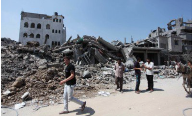 Crimes against Humanity: Ninety Percent of Gaza Has No Clean Drinking Water