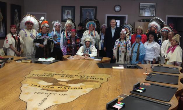 Native American Council offers amnesty to 220 million undocumented whites