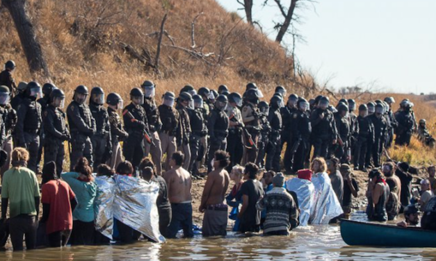 Pray (or Meditate) With Standing Rock: November 26, 3 pm CST