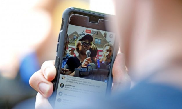 Police are spending millions of dollars to monitor the social media of protesters and suspects