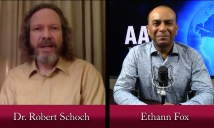 AAE TV's Ethann Fox interview Dr. Robert Schoch: Forgotten Civilizations [VIDEO]