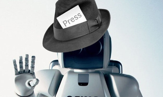Not Human: Major News Outlets Are Using AI to Cover the 2016 Elections