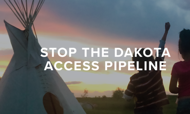 Sacred Stone Camp: Stop the Dakota Access Pipeline