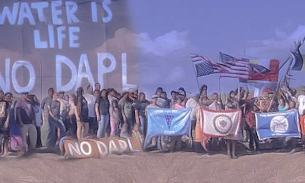 Hundreds Of Veterans Heading To Standing Rock To Defend DAPL Protesters From Police