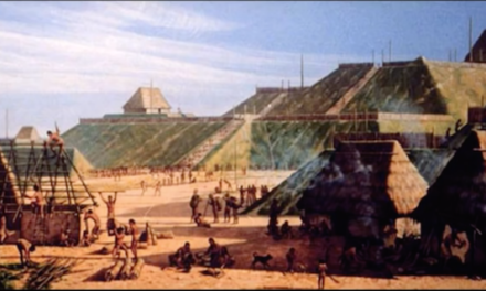 The Ancient Underwater Pyramids in Wisconsin [w/ VIDEO]