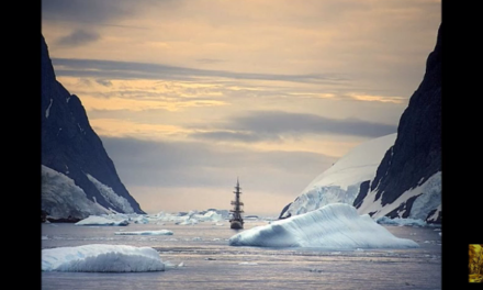 Is There An 'Empire Beneath The Antarctica Ice? [VIDEO]