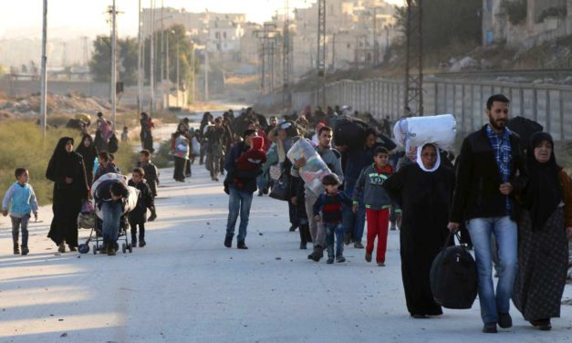 Demand the safe evacuation of people from Aleppo