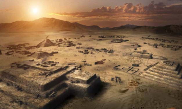 Five Ancient cities whose origin remains a PROFOUND mystery