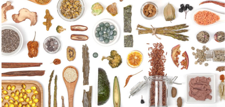 The Longevity Diet  12 Sacred Herbs And Foods For Creating