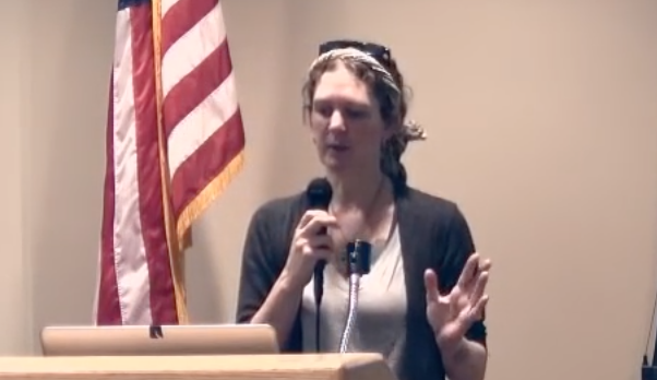 Laura Eisenhower Speaking At The 5th Annual MARS Conference 2016 [VIDEO]