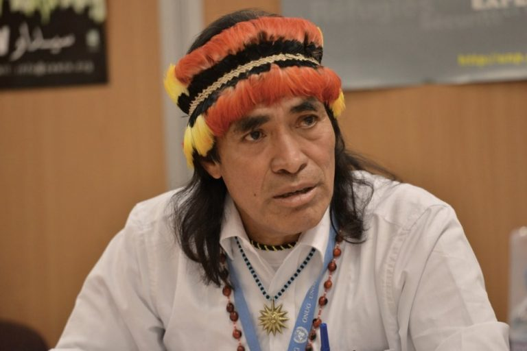 Peru: People from Shuar Nation Occupy Mining Camp