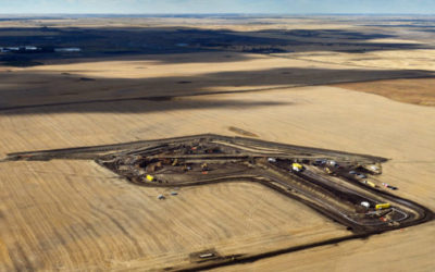 "Massive Oil Spill 'The Size of Seven Football Fields"" Found In North Dakota"
