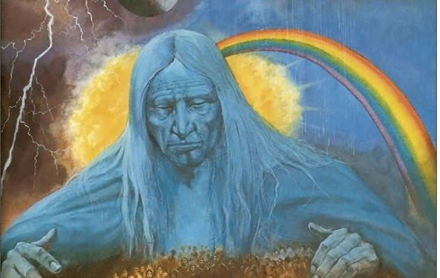 THE RAINBOW PROPHECY: WHY STANDING ROCK, FIDEL CASTRO, BLACK LIVES MATTER, & ANCIENT EGYPTIAN HYBRIDS MAY BE CONNECTED