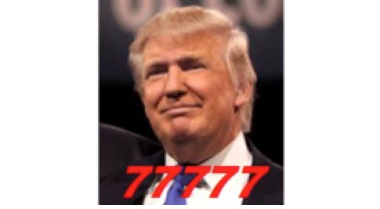 These Trump Numbers are Fascinating… 777 and 77